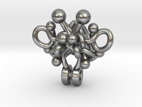 Sbosos Necklaces in Natural Silver