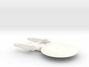 USS Cordrey in White Processed Versatile Plastic