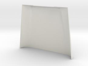 40-Series Hood (1/10) in White Natural Versatile Plastic