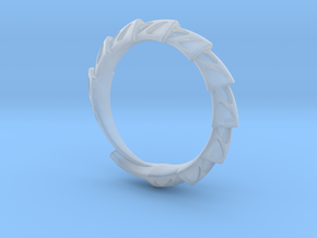 Game of Thrones Dragon Ring in Smooth Fine Detail Plastic
