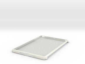 iPad Mini Tubes Case in White Natural Versatile Plastic