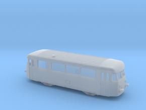 Vorserien Schienenbus Spur TT 1:120 in Frosted Ultra Detail