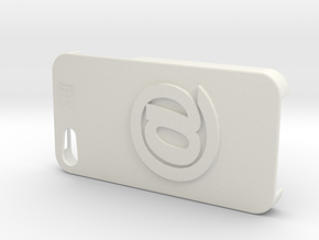 Copy Of Iphone 4 Case in White Strong & Flexible