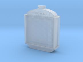 Hudswell Clarke D29 Radiator 1:43 in Smooth Fine Detail Plastic