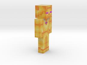6cm | BrassBass in Full Color Sandstone