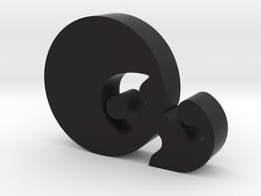 Elancla1 65 in Black Strong & Flexible