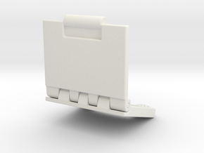 Rokenbok Laptop in White Strong & Flexible