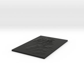 Model of Arran in Black Strong & Flexible