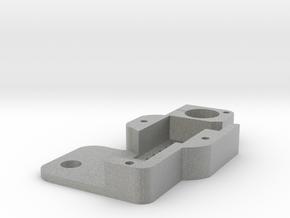 Open Lens Control Motor MkI Shell Left in Metallic Plastic