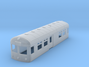 British Railways Wickham Railbus 79965 Body (N) in Smooth Fine Detail Plastic