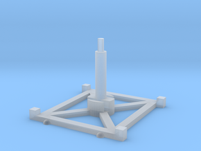 Stand x1 3.0 in Smooth Fine Detail Plastic
