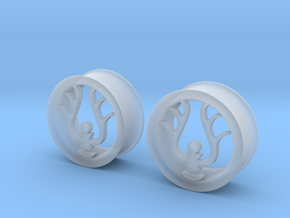 1 Inch Hidden City Tunnels in Smooth Fine Detail Plastic