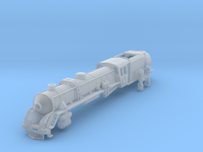 NZ120 NZR J CLASS (Partial Streamlining Removed) in Smooth Fine Detail Plastic