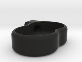 Caliper Half in Black Strong & Flexible