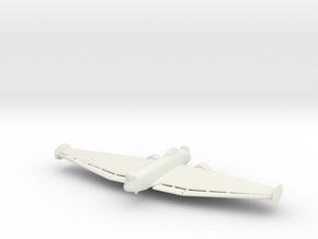 1/200 Kalinin K12 in White Strong & Flexible