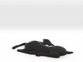 Deerfemale in Black Strong & Flexible
