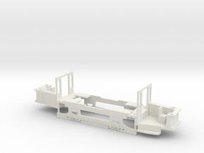 VBLu ATW 62 Fahrwerk in White Strong & Flexible