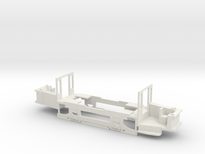 VBLu ATW 62 Fahrwerk in White Natural Versatile Plastic
