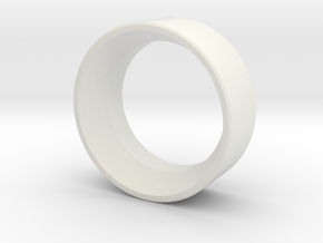 Prolimit Extension Ring in White Strong & Flexible