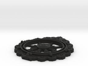 Wheeltop in Black Strong & Flexible