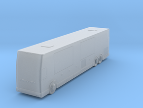 Prevost RV - Zscale in Smooth Fine Detail Plastic