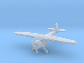 1:400 Scale Cessna 195 in Smooth Fine Detail Plastic