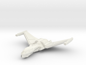 StromBird Class Cruiser in White Natural Versatile Plastic