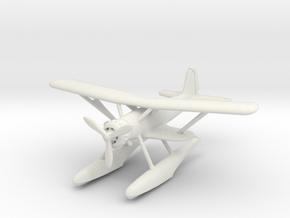 Heinkel He 114 1/285 6mm in White Natural Versatile Plastic