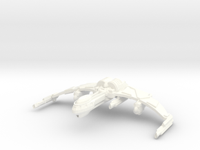 FireBird Class (small) in White Strong & Flexible Polished