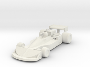 March 761 HO scale in White Natural Versatile Plastic