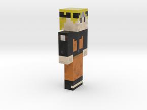 6cm | Aaron in Full Color Sandstone