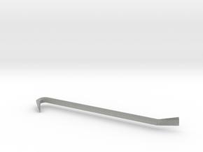 Crowbar in Metallic Plastic