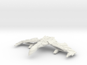 New Chaos Class Warbird in White Natural Versatile Plastic