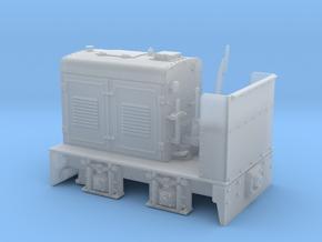 Henschel Feldbahnlok Typ DG13 Spur 1f 1:32 in Smooth Fine Detail Plastic