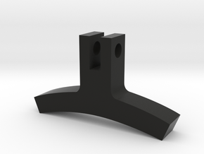 Elbow Hinge in Black Strong & Flexible
