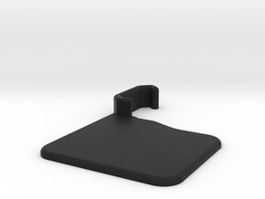AR15 Shell Deflector in Black Natural Versatile Plastic