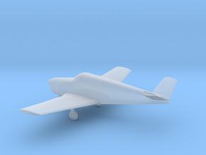 Beechcraft B35 Bonanza - Nscale in Smooth Fine Detail Plastic