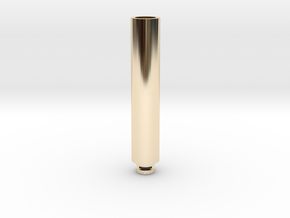 Long Drip Tip(1) in 14K Yellow Gold