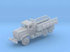 M923 5t Cargo Truck in Smooth Fine Detail Plastic: 1:144