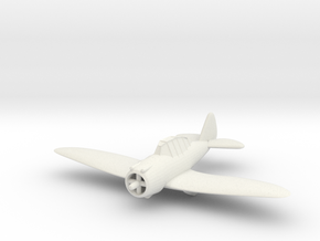 1/200 Seversky P35/J-9 in White Natural Versatile Plastic
