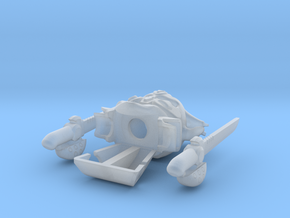 Fallen Captain Pack in Smooth Fine Detail Plastic
