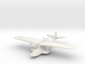 Dornier Do 18D 1/285 6mm in White Natural Versatile Plastic