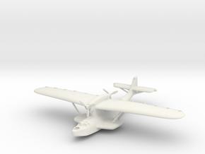 Dornier Do 18D 1/285 6mm in White Strong & Flexible