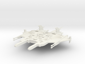 Centauri Primus Battle V2 in White Natural Versatile Plastic