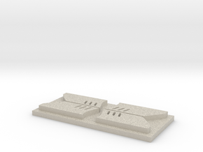 Zgarniacze EU05 in Natural Sandstone