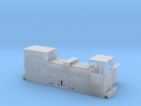 LEW Feldbahn Grubenlok EL6 1:35 in Smooth Fine Detail Plastic