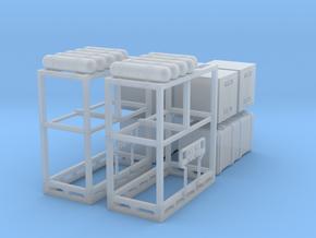 1/87 Schwerlastturm Scan Topline 2er in Smooth Fine Detail Plastic