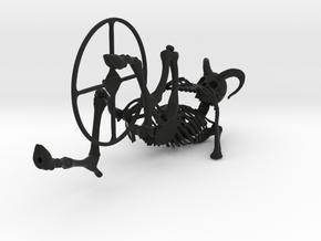 Faun Skeleton in Black Strong & Flexible