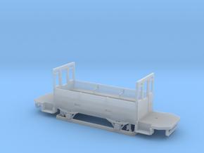 Wien Beiwagen d2 Fahrgestell in Smooth Fine Detail Plastic