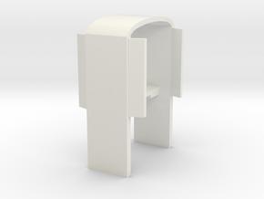 OEG GT8+BW 221 Rastatt Portal in White Natural Versatile Plastic
